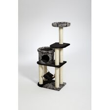 Feline Nuvo Avalon Cat Furniture in Black