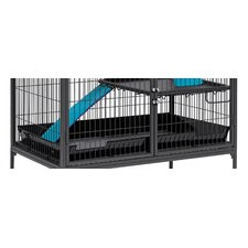 Ferret Nation Accessories Lower Level Scatter Guard in Black Powder Coat Hammertone Finish