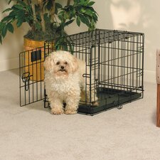 Life Stages Fold and Carry Single Door Pet Crate