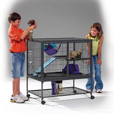 <strong>Midwest Homes For Pets</strong> Ferret Nation Single Unit Cage