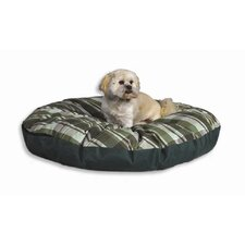 Quiet Time e'Sensuals Indoor / Outdoor Round Dog Bed