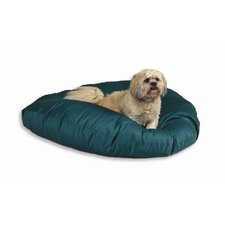 Quiet Time e'Sensuals Synthetic Poly/Cotton Round Dog Bed