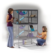 Ferret Nation Add-On Unit Cage