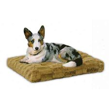 Quiet Time Deluze Mosaic Pattern Pet Bed