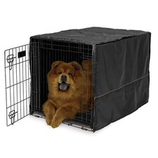 Quiet Time Dog Crate Cover