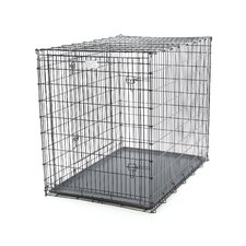 Solutions Double-Door Large Dog Crate
