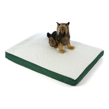 Quiet Time e'Sensuals Double Thick Orthopedic Dog Pillow