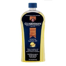 <strong>Guardsman</strong> Revitalizing Lemon Wood Oil (16 oz.)