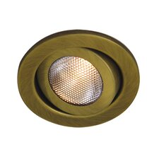 Series 500 1 Light Recessed Trim Light