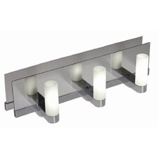 Bagno Reflex 3 Light Wall Sconce