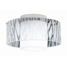 Duo 1 Light Semi Flush Mount