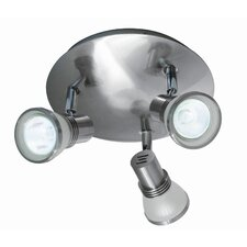 Accent 3 Light Ceiling Spot Light