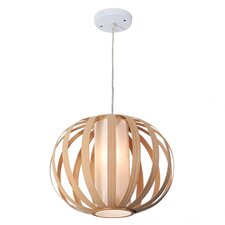 Vibe 1 Light Globe Pendant