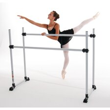 <strong>Vita Vibe</strong> Professional Series Twin Bar Ballet Barre