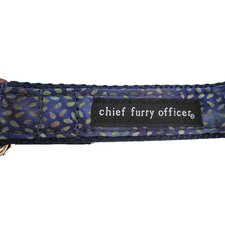 <strong>Chief Furry Officer</strong> Balboa Dog Leash