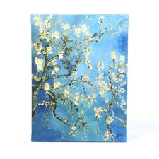 Vincent Van Gogh ''Almond Blossom'' Canvas Art