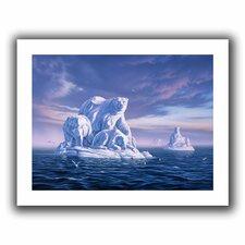 'Iceberg' by Jerry Lofaro Canvas Poster