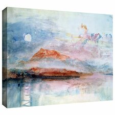 'Righi, after 1830' by William Turner Gallery-Wrapped on Canvas
