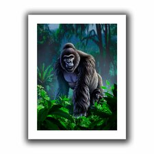 'Guardian' by Jerry Lofaro Canvas Poster