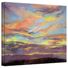'Atahualpa Sunset' by Michael Creese Canvas Poster