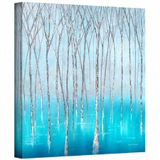 'The Glade' by Herb Dickinson Gallery Wrapped on Canvas