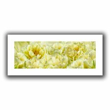 'Yellow' by Cora Niele Canvas Poster