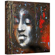 'Last Thoughts' by Susi Franco Gallery Wrapped on Canvas