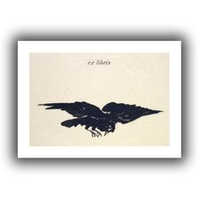 'Le Corbeau (The Raven)' by Edouard Manet Unwrapped on Canvas
