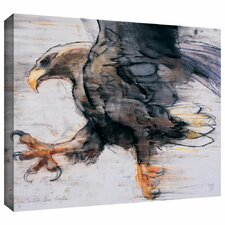 'Talons-White Tailed Sea Eagle' by Mark Adlington Painting Print Gallery-Wrapped on Canvas
