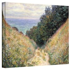 ''Footbath'' by Claude Monet Painting Print on Canvas