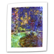 "<strong>Art Wall</strong> Claude Monet ""Giverny ""Canvas Wall Art"