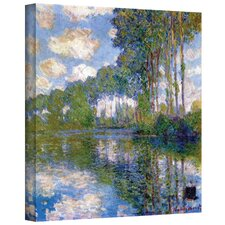 Claude Monet ''Trees'' Canvas Art