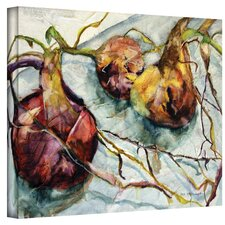 ''Onions'' by Dan McDonnell Painting Print on Canvas