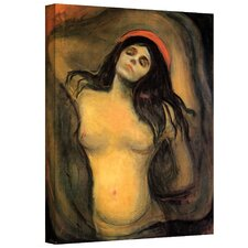 ''Madonna'' by Edvard Munch Painting Print on Canvas