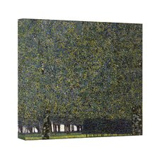 ''The Park'' by Gustav Klimt Painting Print on Canvas