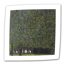 """""""The Park"""" by Gustav Klimt Painting Print on Canvas"""