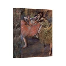 Gustav Klimt ''Friends'' Canvas Art