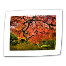 "<strong>Art Wall</strong> John Black ""Japanese Tree"" Canvas Wall Art"
