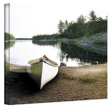 Ken Kirsch ''Silent Retreat'' Canvas Art