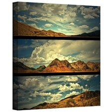 ''Saving Skis'' by Mark Ross 3 Piece Photographic Print on Canvas Set
