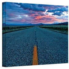 ''US 91'' by Mark Ross Print on Canvas