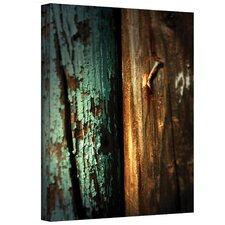 Mark Ross ''Wood and Nail'' Canvas Art