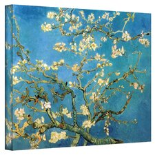 ''Almond Blossom'' by Vincent Van Gogh Painting Print on Canvas