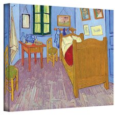 Vincent Van Gogh ''The Bedroom'' Canvas Art