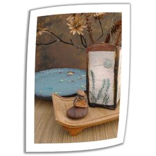 Elena Ray 'Zen Still Life 2' Unwrapped Canvas Wall Art