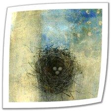'Bird Nest' by Elena Ray Photographic Print on Canvas