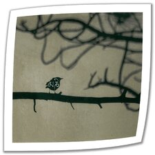 <strong>Art Wall</strong> Elena Ray 'Yoga Bird 1' Unwrapped Canvas Wall Art