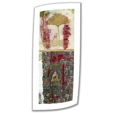 Elena Ray 'Medicine-Buddha 2' Unwrapped Canvas Wall Art