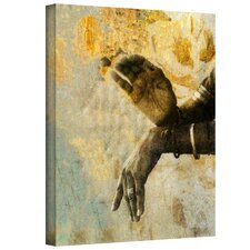 Elena Ray 'Sacred Mudra' Gallery-Wrapped Canvas Wall Art