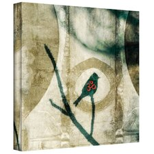 Elena Ray 'Yoga Bird 2' Gallery-Wrapped Canvas Wall Art
